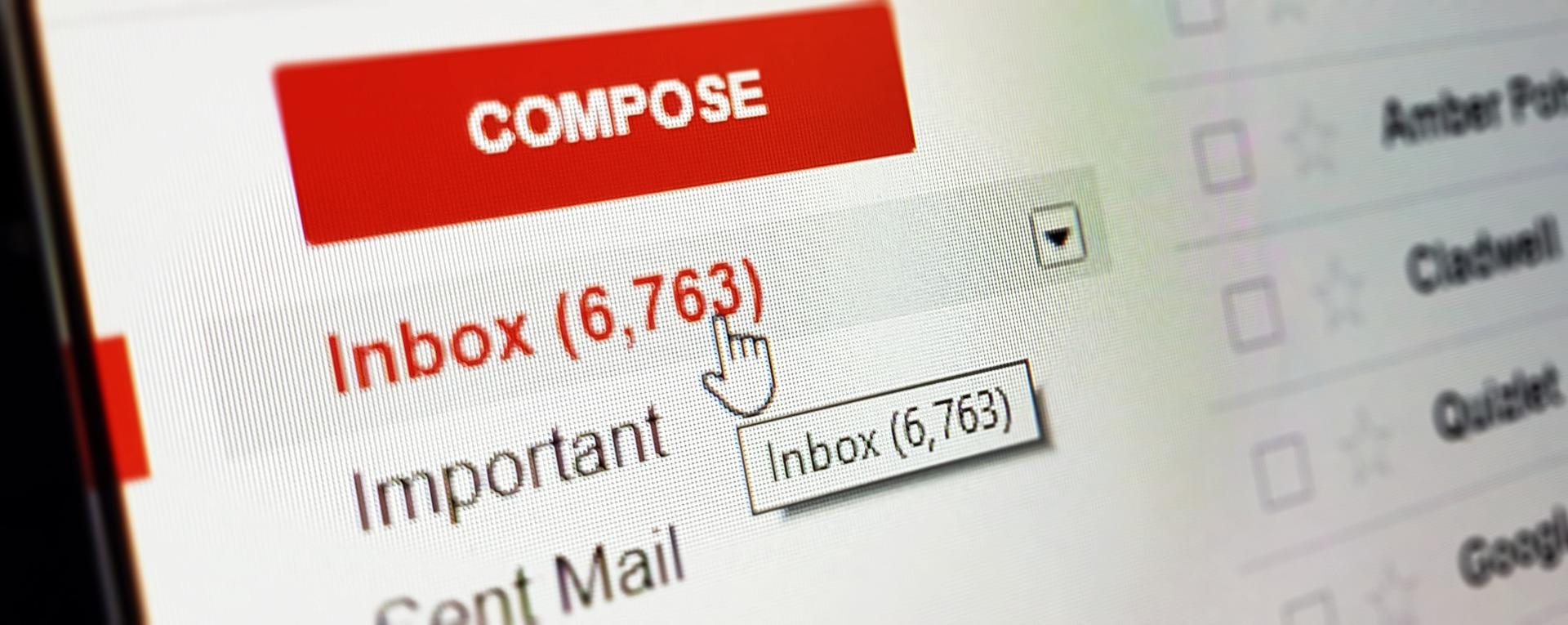 Nieuwe functies Gmail