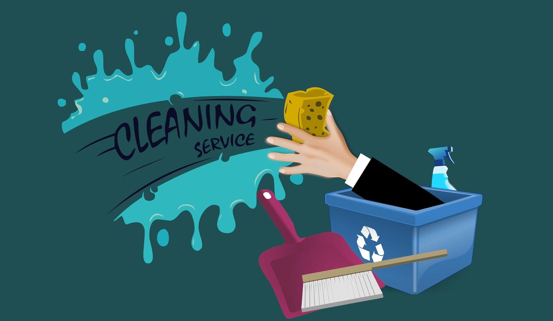 Uitzendbureau voor schoonmaakwerk