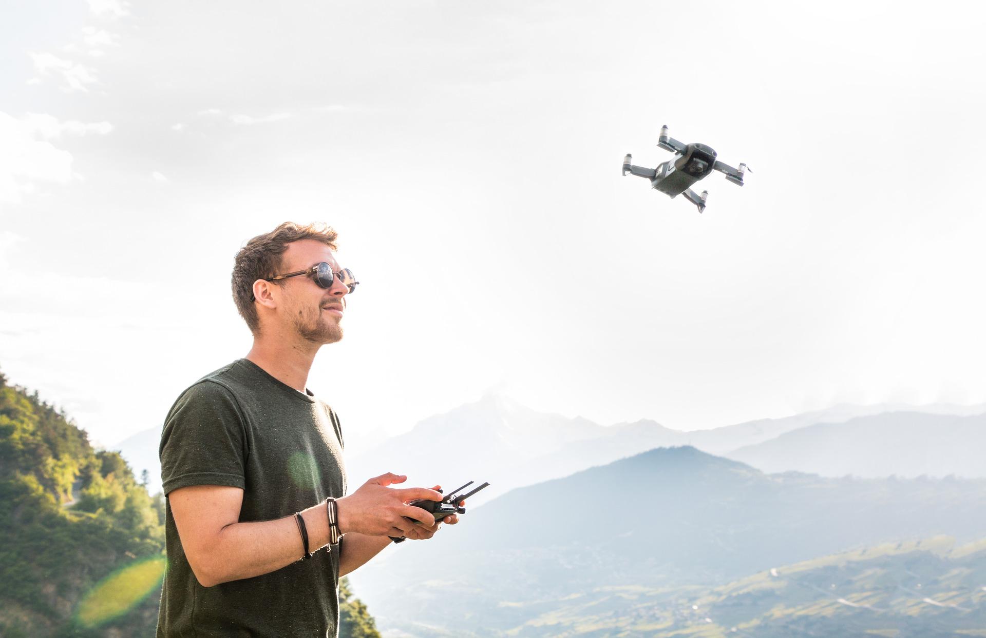 Veilig vliegen met een drone? Vijf tips